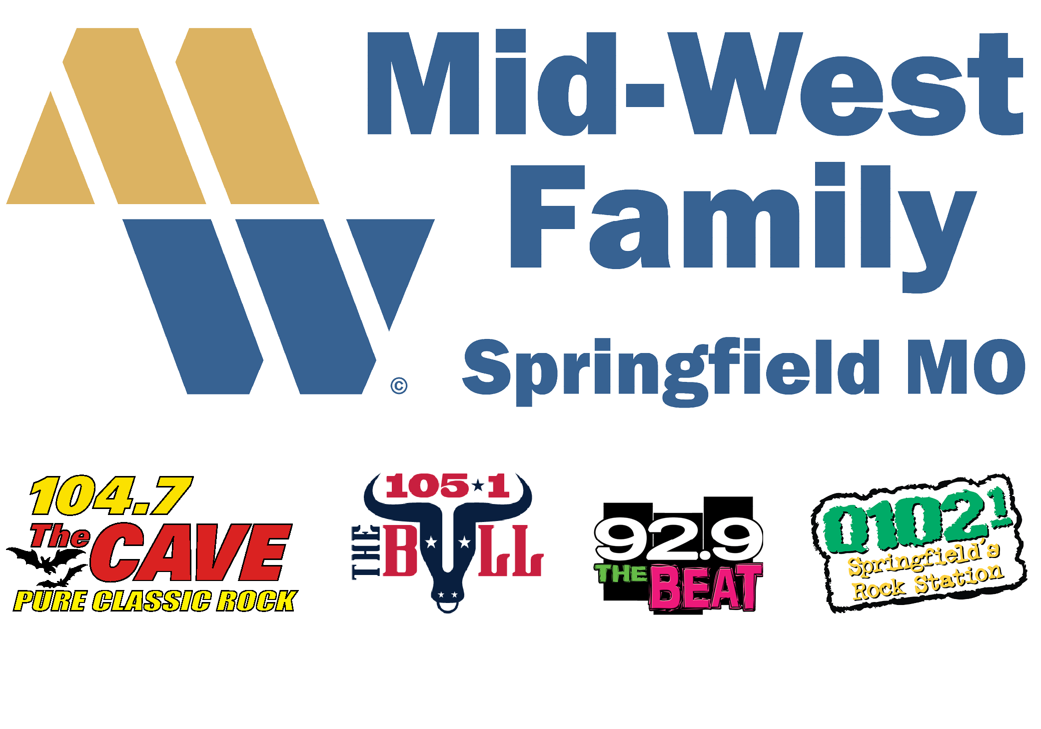 Mid-West Family Marketing Logo
