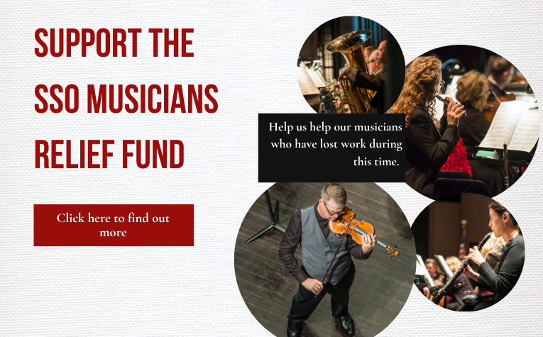SSO Musicians Relief Fund Webslider_2